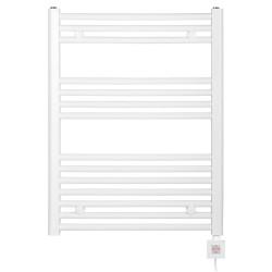 Sèche-serviette électrique échelle blanc