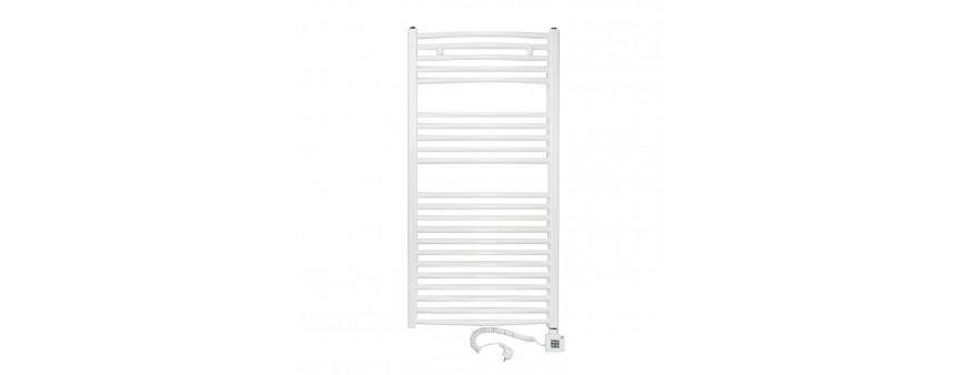 Blanc galbé-radiateur sèche-serviette