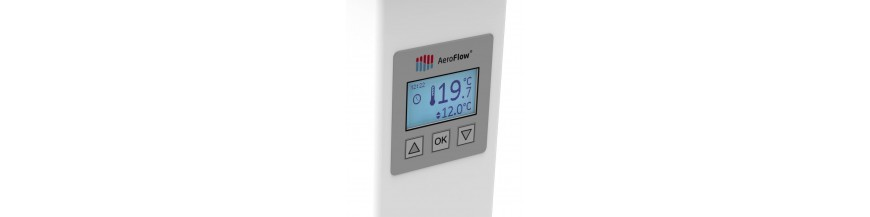 Thermostat intégré programmable